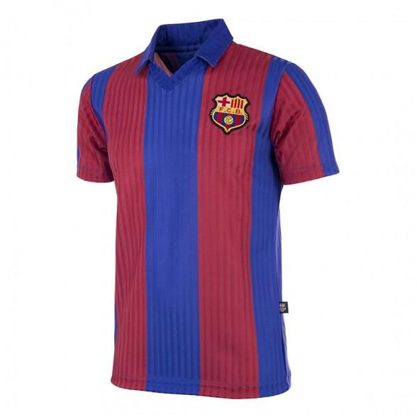 FC Barcelona 1990-91 retro trikot