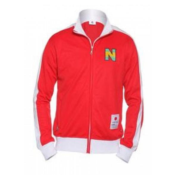 FC Nankatsu zweite Saison rote Jacke