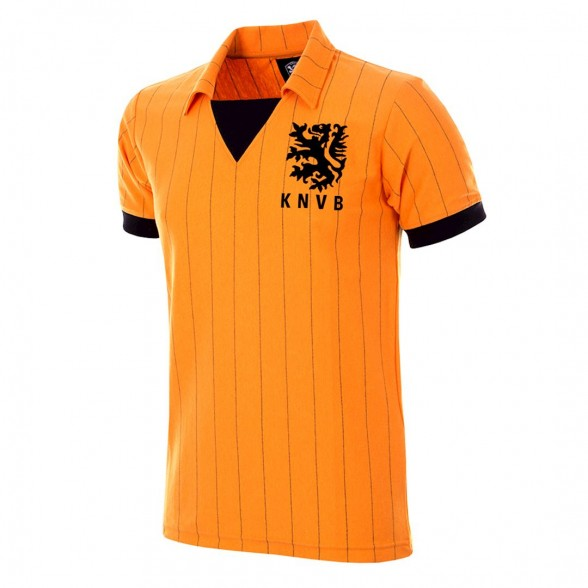 Holland 1983/84 Retro Futball Trikot