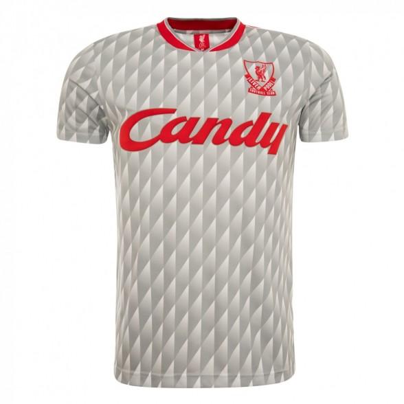 Liverpool Trikot 1989/90   Away