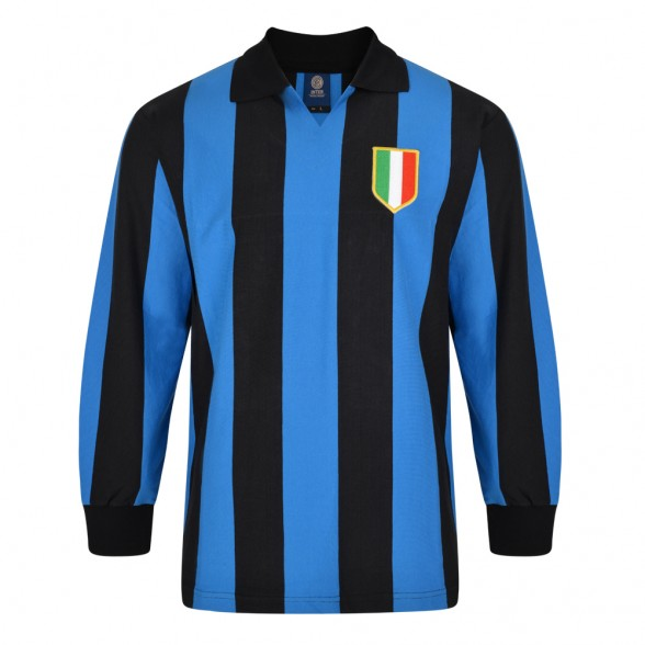 Inter Mailand Trikot 1963 64 Retrofootball