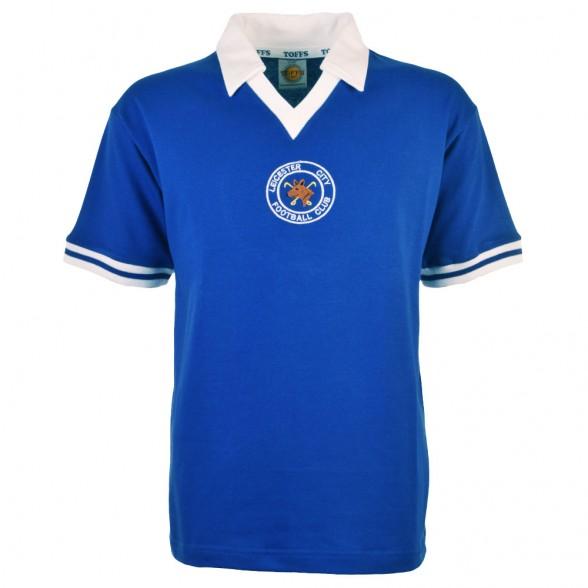Leicester City 1976 - 79 Retro Trikot