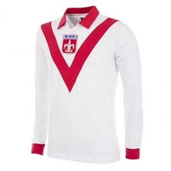 Lille OSC 1954 - 55 Retro Fußball Trikot