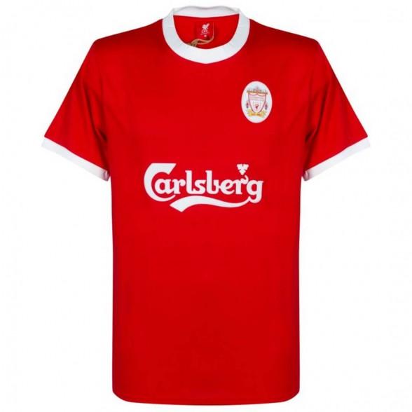 Liverpool FC 1998-2000 retro trikot