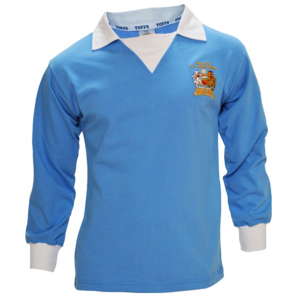 Manchester City 1976 Retro Trikot
