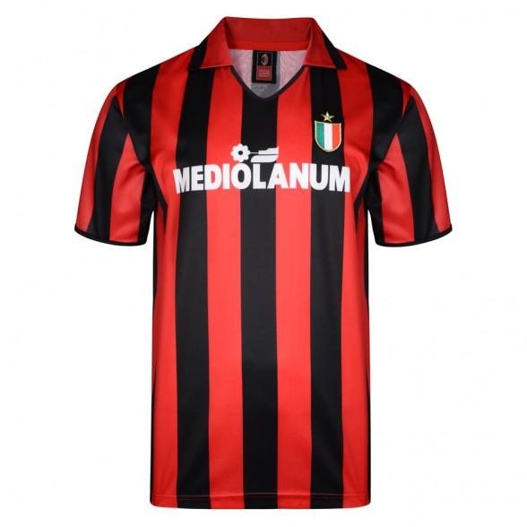 AC Milan Trikot 1988-89