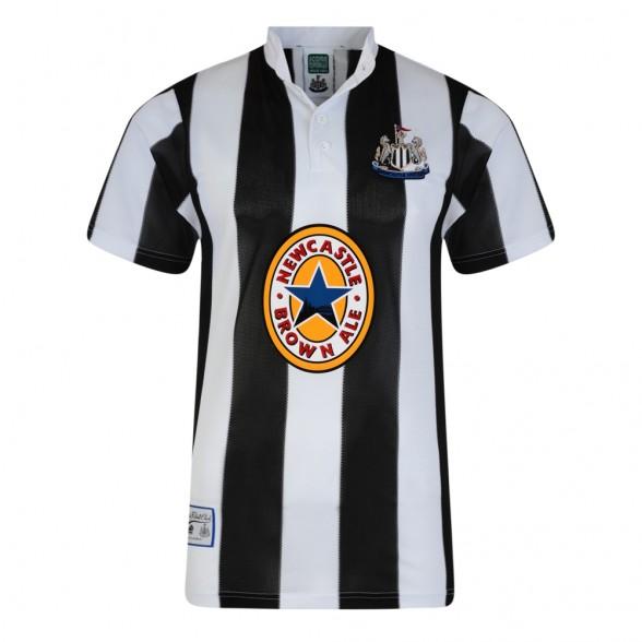 Newcastle 1995/96 Trikot