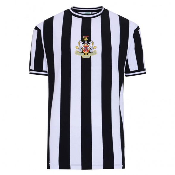 Newcastle United 1974 retro trikot
