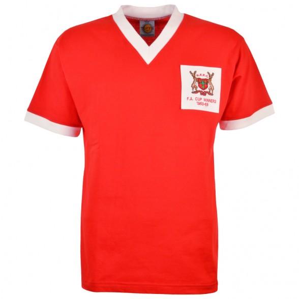 Nottingham Forest 1959 Retro Trikot