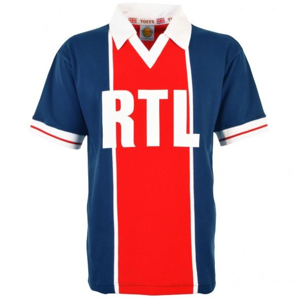Paris Trikot 1981-82