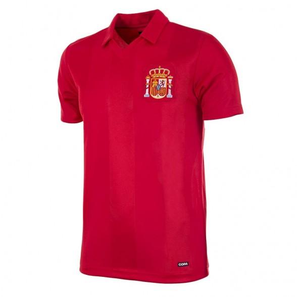 Spanien 1984 Historisches Fußballtrikot