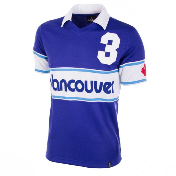 Vancouver Withecaps Trikot 1980