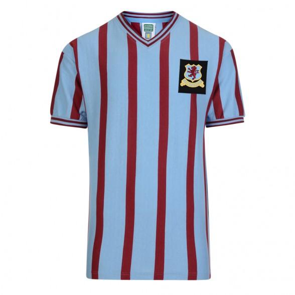 Aston Villa Trikot 1957