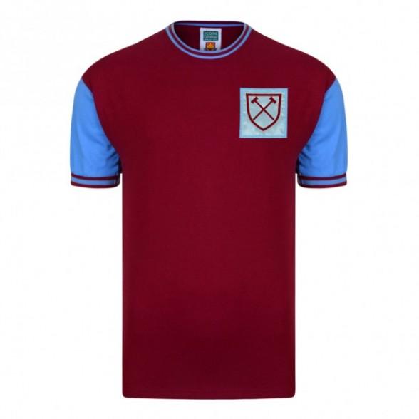 West Ham 1965/66 Trikot
