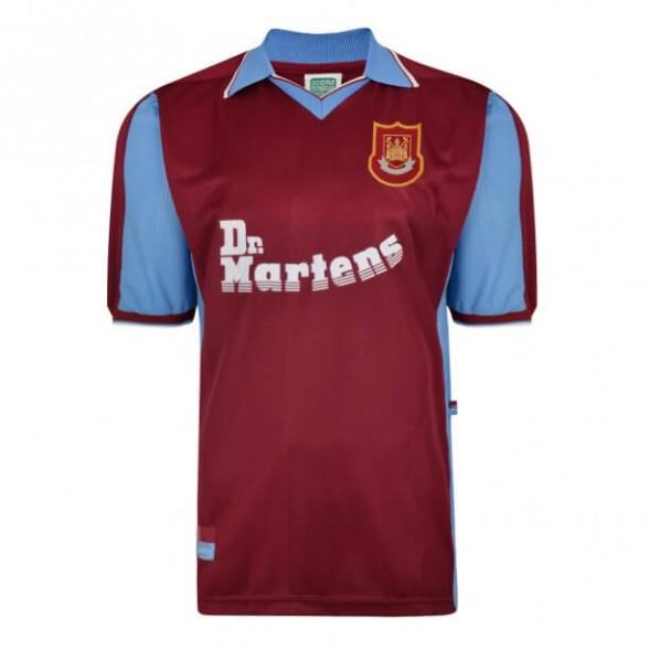 West Ham 1997/98 Trikot