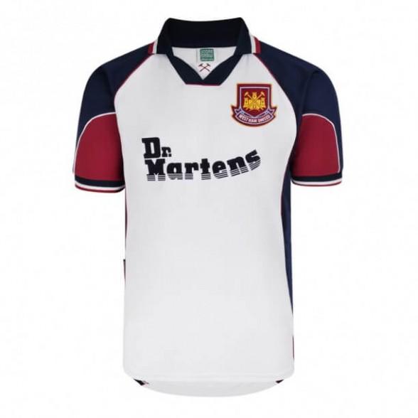 West Ham 1998/99 Trikot | Auswärts