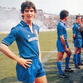 Juventus 1983 retro trikot Auswärts