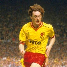 Watford FC Trikot 1983/84
