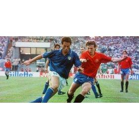 Frankreich 1990 Retro Trikot