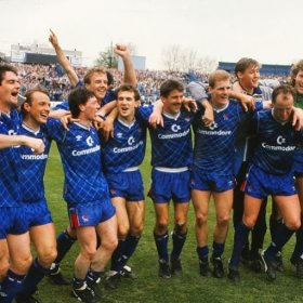 Chelsea 1988 retro trikot