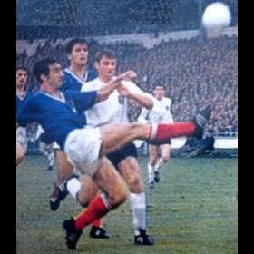 Frankreich Retro Trikot 1966