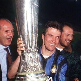 Inter Mailand Trikot 1990/91