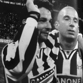 Juventus Vintage Trikot 1994 - 95
