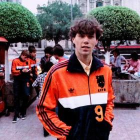 Holland Jacke Jahre 1983