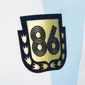 Maradona 1986 Gedenk-Trikot