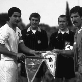 AS Roma 1984 retro trikot
