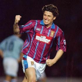 Aston Villa 1994 retro trikot