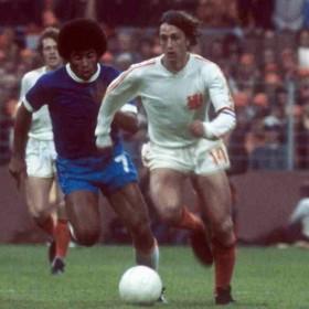 Holland Trikot WM 1974 | auswärts