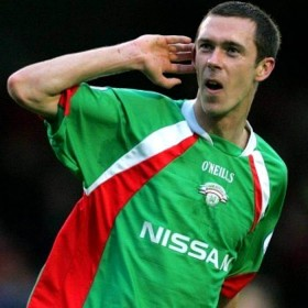 Cork City FC 2004-05 retro trikot