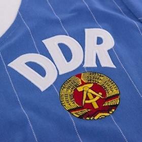 DDR Trikot 1985.