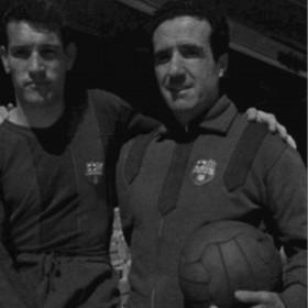 Barcelona Retro Jacke Veste 1959