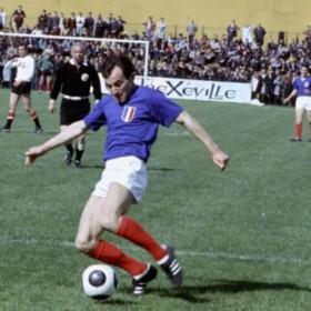 Frankreich Olympia 1968 Trikot