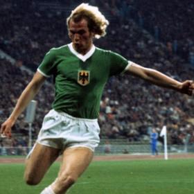 Deutschland Trikot 70er Jahre Auswärts
