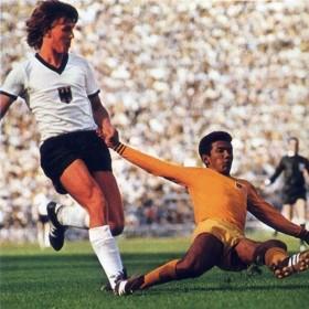 Deutschland Trikot. Weltmeister 1974.