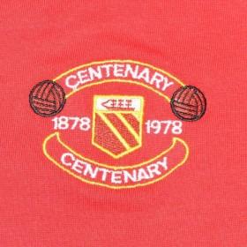 Manchester United 1978-79 retro trikot