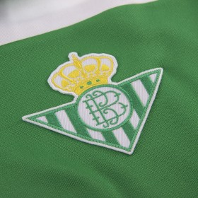 Real Betis 1960's Retro Fußball Jacke