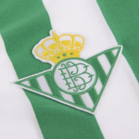 Real Betis 1976 - 77 Retro Fußball Trikot