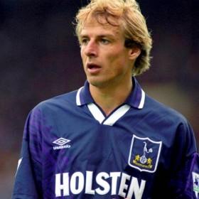 Tottenham Hotspur 1994 Aüswarts retro trikot