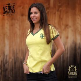 Brasilien | Verde Amarela | Frau