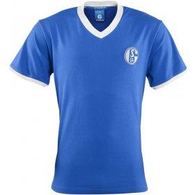 FC Schalke 04 1971/72 Retro Trikot
