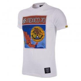 Panini Heritage Fifa World Cup 1970 T-shirt