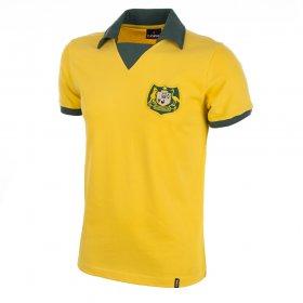 Australien Trikot Weltmeisterschaft 1974. Polohemd