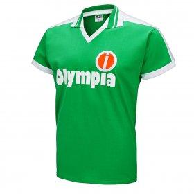 SV Werder Bremen retro Trikot. Vizemeister der Bundesliga 1982-83