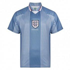 England 1996 Aüswarts retro trikot