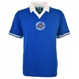 Leicester City 1976 - 79 Retro Trikot