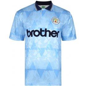 Manchester City 1989-90 Trikot